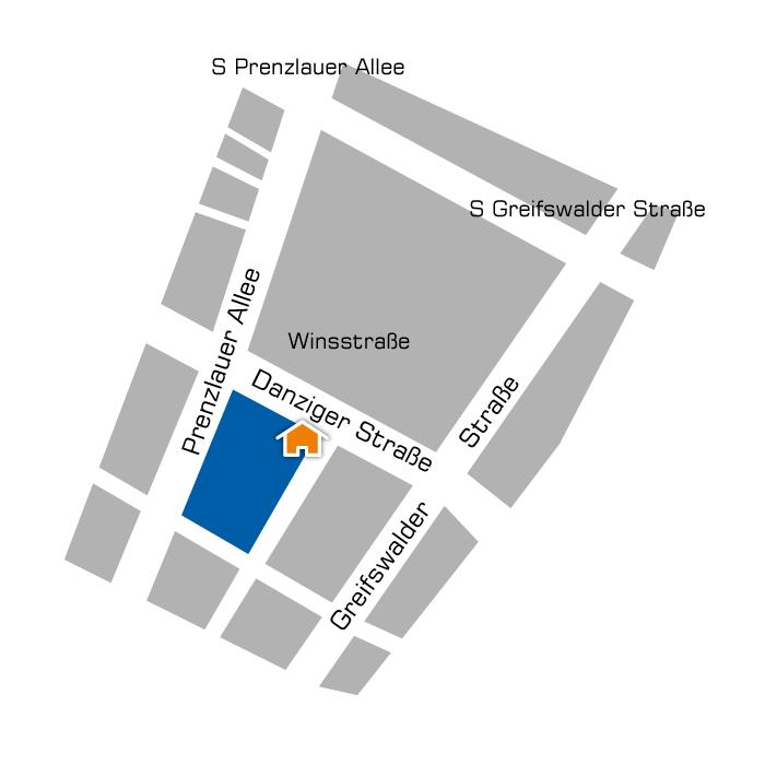 Copyshop Berlin Prenzlauer Berg Danziger Straße 96